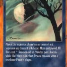Rage Half Moon (Unlimited Edition) near mint card
