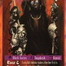 Rage Julisha of the Thousand Masks (Unlimited Edition) near mint card