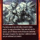 Rage Pack Defense (Unlimited Edition) near mint card