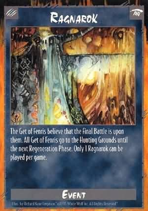 Rage Razor Claws (Unlimited Edition) near mint card