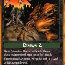 Rage Ritual Challenge (Unlimited Edition) near mint card
