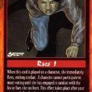 Rage Run Like Hell (Unlimited Edition) near mint card