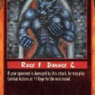 Rage Stinging Wound (Unlimited Edition) near mint card
