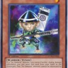 Yugioh Shien's Squire (STOR-EN026) Unlimited Edition near mint card Common