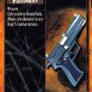 Rage 9mm Semi-Auto Pistol (Unlimited Edition) near mint card