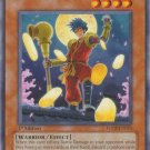 Yugioh Goe Goe The Gallant Ninja (TU07-EN016) Unlimited Edition near mint card Common