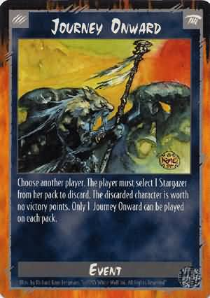 Rage Journey Onward (Limited Edition) near mint card