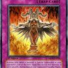 Yugioh Evil Blast (ABPF-EN094) 1st Edition near mint card Silver Letter Rare