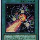 Yugioh Triangle Ecstasy Spark (RDS-EN039) 1st edition near mint card Super Rare Holo