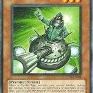 Yugioh Psychic Commander (TU04-EN008) unlimited edition near mint card Silver Letter Rare