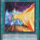 Yugioh Half Shut (5DS3-EN019) 1st edition near mint card Common