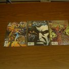 Before the the Fantastic Four (4): The Storms 1 2 3 comic lot run set (near mint)