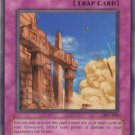 Yugioh Blasting the Ruins (IOC-048) 1st edition near mint card Common