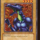 Yugioh Armored LIzard (SDJ-009) 1st edition played card Common