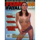 Femme Fatales Magazine November / December 2003 vf Keira Knightley Uma Thurman Jessica Biel