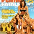 Femme Fatales Magazine December 2005 January 2006 near mint copy
