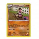 2012 Play Pokemon League Unova Challenge Cycle Quake Season Krokorok Foil #64/114
