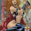 Helling Hell's Angel #2 (Lightning Comics) near mint comic (1997)