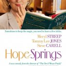Hope Springs Advance Promotional Movie Poster Meryl Streep Tommy Lee Jones (2012) Free shipping