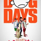 Diary of a Wimpy Kid: Dog Days Advance Promotional Mini Movie poster