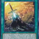 Yugioh Noble Arms - Gallatin (REDU-EN086) 1st edition near mint card Common