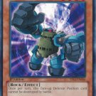 Yugioh Gogogo Golem (YS12-EN006) 1st edition near mint card Common