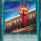 Yugioh Fissure (YS12-EN025) 1st edition near mint card Common