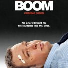Here Comes the Boom Advance Promotional Movie poster