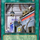 Yugioh Machine Assembly Line (ABPF-EN057) Unlimited Edition near mint card Common