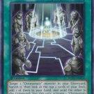 Yugioh Chronomaly Technology (REDU-EN054) Unlimited edition near mint card Common