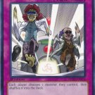 Yugioh Compulsory Escape Device (REDU-EN074) Unlimited edition near mint card Common