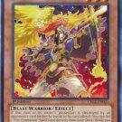 Yugioh Brotherhood of the Fire Fist - Hawk (CBLZ-EN021) 1st edition near mint card Common