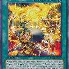 Yugioh Fire Formation - Tenki (CBLZ-EN059) 1st edition near mint card Common