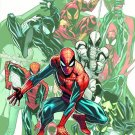 Amazing Spider-Man Spiderman poster 24 x 36 inches art by Ramos (Full Size)