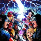 Avengers Vs. versus X-men poster Art by Jim Cheung (B) 24 x36 inches (full size)