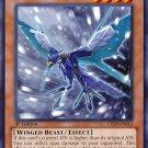 Yugioh Blizzard Falcon (LTGY-EN012) 1st edition near mint card Common