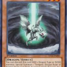 Yugioh Lightning, Dragon Ruler of Drafts (LTGY-EN098) 1st edition near mint card Common