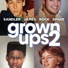 Grown Ups 2 Advance Promotional Movie poster Adam Sandler Chris Rock Kevin James Free Shipping