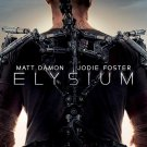 Elysium Advance Promotional Movie poster (2013) Matt Damon Jodie Foster (Free Shipping)