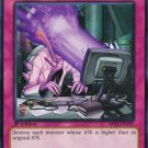Yugioh Overworked (BP02-EN197) 1st edition near mint card Common