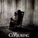 The Conjuring Advance Promotional movie poster (2013)