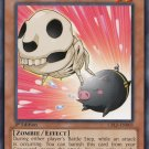 Yugioh Bacon Saver (CBLZ-EN003) Unlimited edition near mint card Common