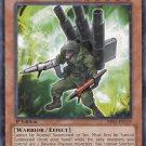 Yugioh Backup Warrior (BP01-EN159) 1st edition near mint card Common