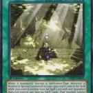Yugioh Secret Sanctuary of the Spellcasters (SHSP-EN095) 1st edition near mint card Rare