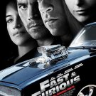 The Takers, Fast & Furious, & Fast Five (Paul Walker) Movie Poster lot of 3