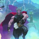 Thor poster (24 x 36 inches) Art by Ribic (2012) Brand New and unused