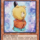 Yugioh Chow Chow Chan (SHSP-EN002) Unlimited edition near mint card Common