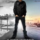 Never Say Never Movie Poster (Justin Bieber) 13 x 20 inches