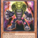 Yugioh Gorgonic Golem (LVAL-EN011) 1st edition near mint card Common