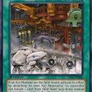 Yugioh XYZ Override (LVAL-EN068) 1st edition near mint card Common